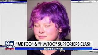 Fox News Report on Portland Antifa Media Intimidation (Nov.19, 2018)