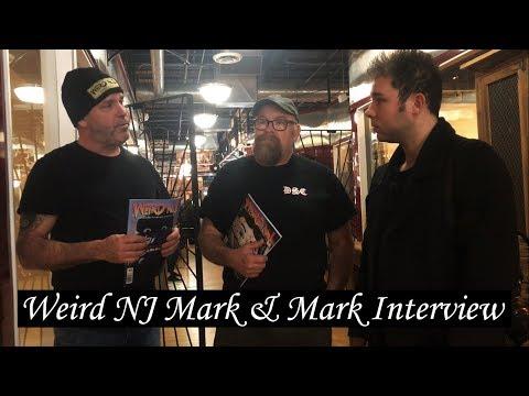 Weird NJ - Mark Moran (Author) and Mark Sceurman (Author) interview by  Michael Nagy