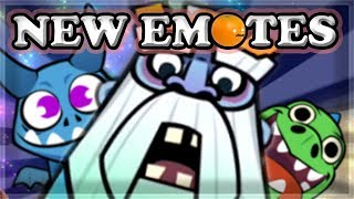 Global Tournament Glitched... | NEW EXCLUSIVE GHOST EMOTE! | Clash Royale 🍊