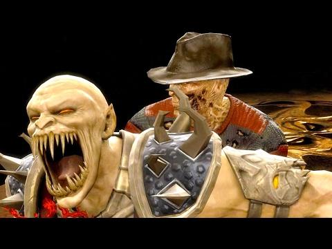 Mortal Kombat 9 - All Fatalities & X-Rays on Baraka Costume 2 4K Ultra HD Gameplay Mods