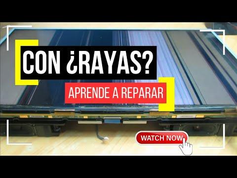 👉  Pantalla Con Rayas, Y Franjas De Colores [falla Común En Pantallas LED,😱] Electrónica Núñez👉❤️