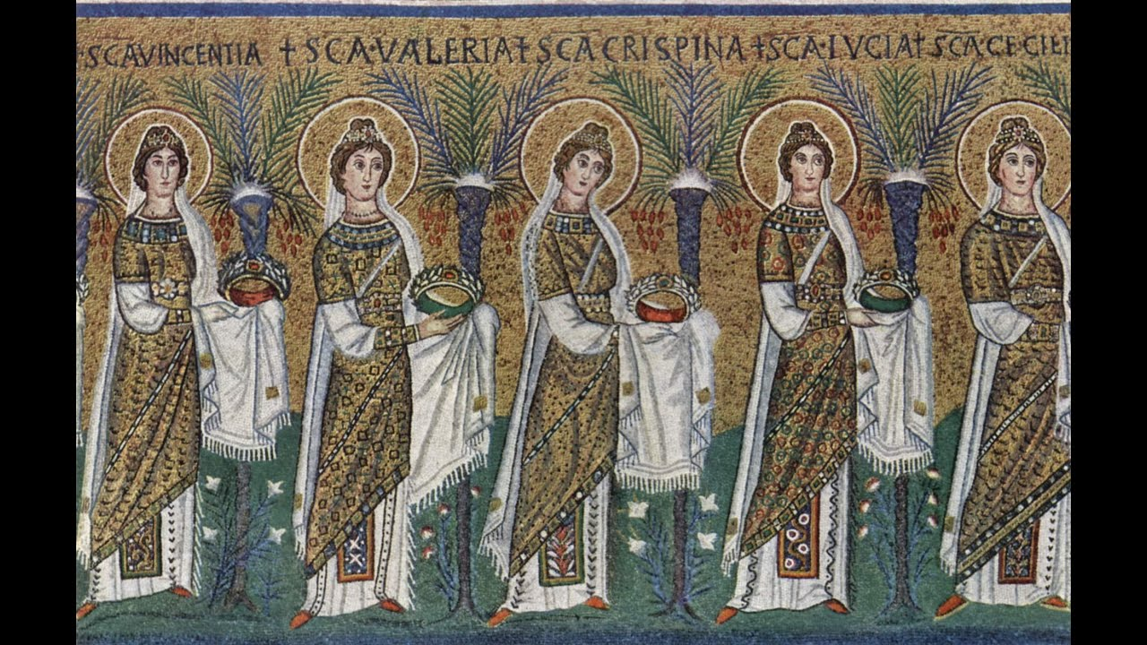 Arte - Storia e analisi dell' arte paleocristiana - YouTube