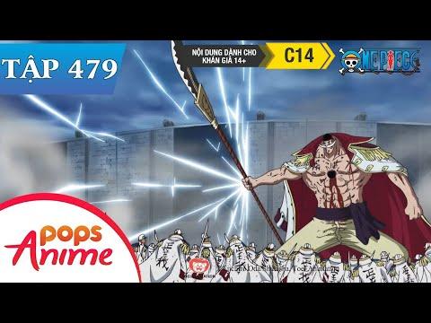 One Piece Tập 479 - Đài Hành Quyết Trước Mắt! Con Đường Đến Chỗ Ace Đã Mở Ra!! - Đảo Hải Tặc