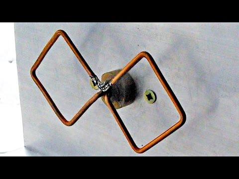 Вопрос: Как сделать баночную антенну?