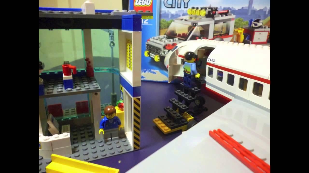 Lego City Episode 1 Youtube Ae Apocalypse Earth Movie Cast