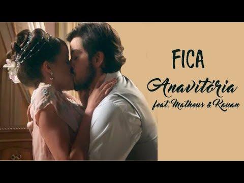 Anavitória Fica feat. Matheus & Kauan - Orgulho e Paixão (Legendado) (Lyrics Video).