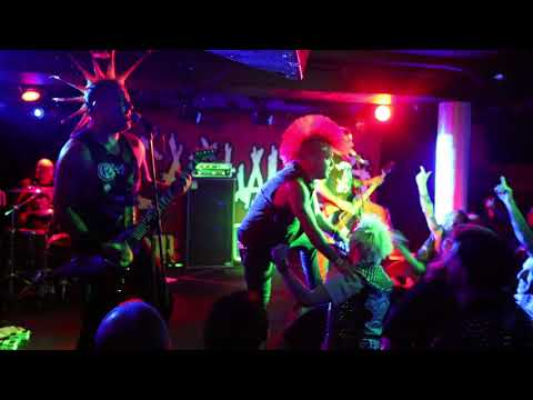 The Casualties - live at The Underworld Camden on 13 August 2017