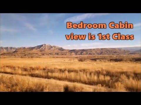 California Zephyr: Incredibly scenic train ride