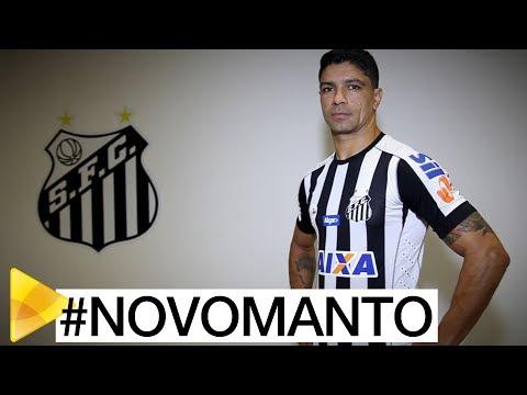 Conheça o #NovoManto, a camisa 2 do Santos FC