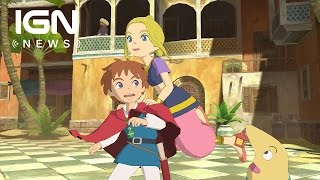 PSX 2015: Ni No Kuni 2: Revenant Kingdom Announced - IGN News