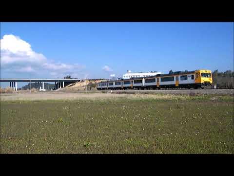 Comboio n.º 31303 (Ensaio das 592.2) - Regueira de Pontes