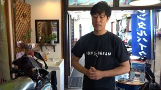 本日はハヤブサとマグザムご納車!明日はZX-14SEご納車!山形県酒田市バイク屋 SUZUKI MOTORS