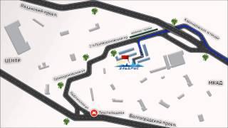 Эльбрус запчасти, как добраться, схема проезда, Эльбрус на Рязанке(, 2014-07-07T18:39:16.000Z)