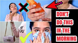 7 EVERYDAY MISTAKES You Do That Are MAKING YOUR SKIN DULL & LIFELESS | Skincare Hacks