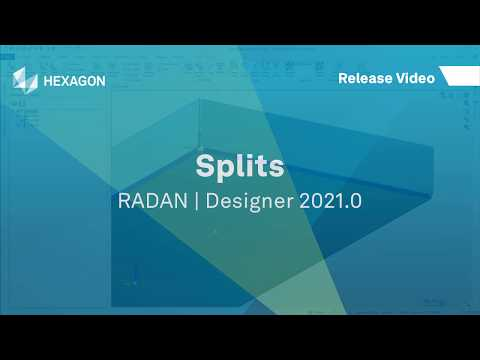 Designer - Splits | RADAN 2021