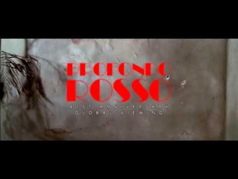 Profondo rosso Visione Collettiva 41° Anniversario (Trailer Italiano)