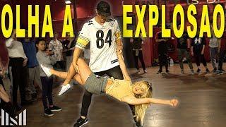 OLHA A EXPLOSAO - MC Kevinho ft 2 Chainz | Matt Steffanina & Chachi Gonzales Dance