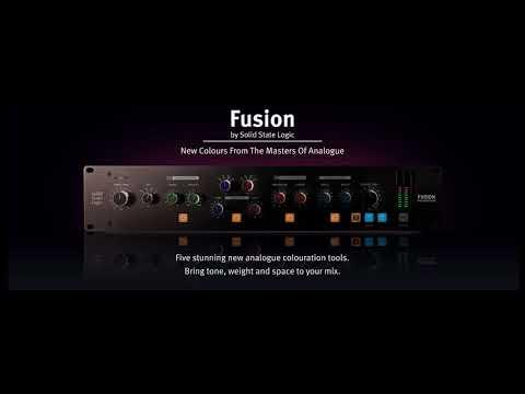Fusion Animation Web Banner