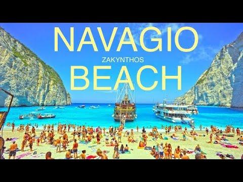 Navagio Beach Zakynthos HD