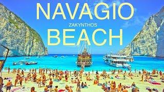 Navagio Beach , Zakynthos HD