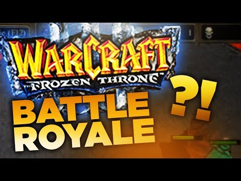 WARCRAFT III BATTLE ROYALE PRIME SPECIAL BLACKFRIDAY