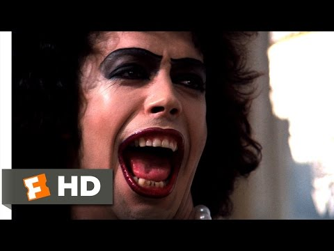 The Rocky Horror Picture Show (1975) - Sweet Transvestite Scene (3/5) | Movieclips from YouTube · Duration:  2 minutes 40 seconds