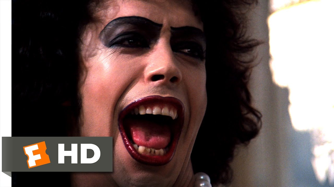 The Rocky Horror Picture Show 1975 Sweet Transvestite Scene 3 5