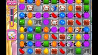 Candy Crush Saga - level 1023 (3 star, No boosters)