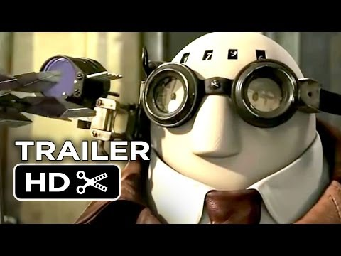 Mr Hublot Official Teaser 2 (2013) - Oscar Nominated Animated Short Movie HD