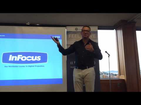 Wolfgang Jaksch Swiss Bionic CEO Consultant Training Vancouver 7/11/16 7 of 44