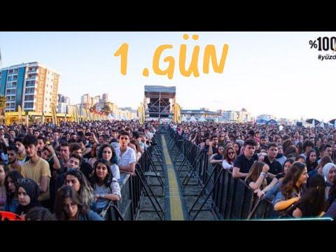 MİLYON FEST İZMİR/KARŞIYAKA 1.GÜN #KARŞIYAKAFEST