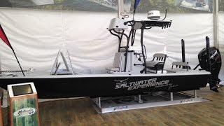 Super Sick Loaded 2015 24 Yellowfin Bay with Mercury 300 Verado | 2015 Miami Boat Show