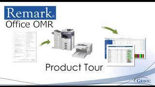 This product tour explains the features of Remark Office OMR 2014 (...