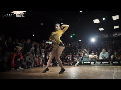 Chrissy Chou vs Kumari Suraj [waacking finals] ► .stance x FSS 20th ◄ udeftour.org