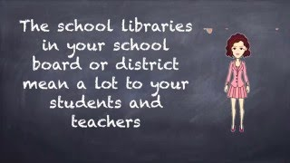 A Vision Shared: School Board/District Planning for School Library Advocacy