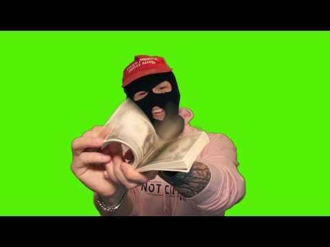 StreetManTV Flexing Money (Greenscreen)