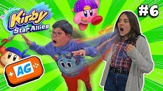 Nuevos Amigos en Kirby Star Allies Cap 6