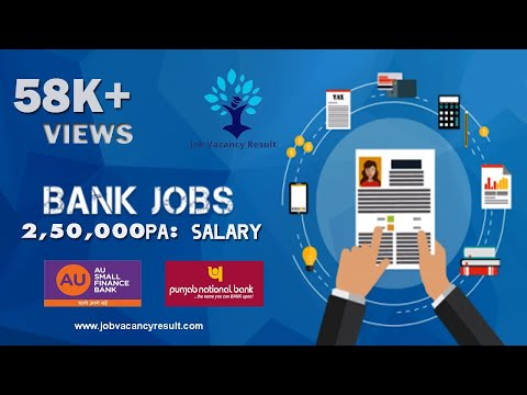 Bank job | private bank vacancy  salary 18000 | job vacancies |