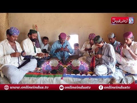Compilation process of Cultural Sindhi Topi (sindhi cap)