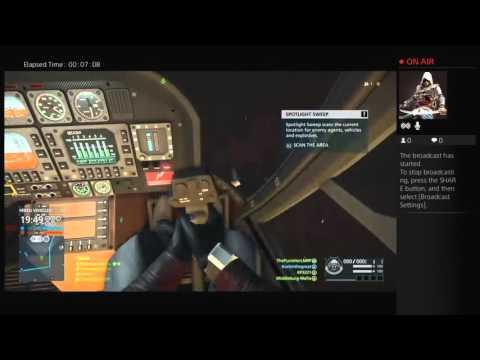 Middleburg-Mafia's Live PS4 Broadcast division