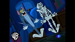 El Show De Tom y Jerry | Fantasmas | En Español ( Parte 1/2 )