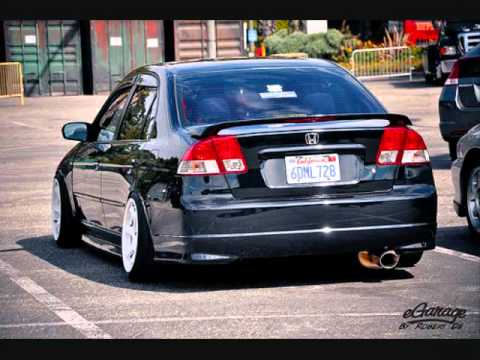 7TH GEN HONDA CIVIC