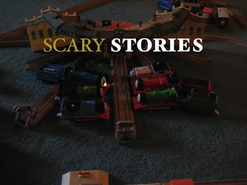 Thomas The Trackmaster Show - Halloween Short 2 - Scary Stories