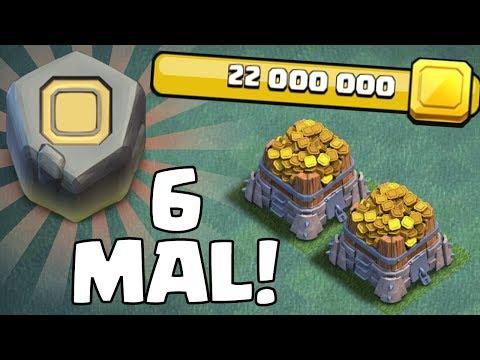 6-mal-rune-des-goldes!-🤑-clash-of-clans-💰-coc