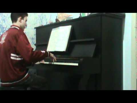 Looney Tunes intro - Piano - YouTube