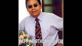 Penyanyi lagu HAPPY BIRTHDAY TO YOU