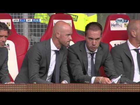 FC Utrecht - Vitesse 13-09-2015