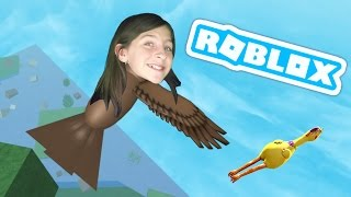 ONE WINGED Bird - SIMULATEUR BIRD ROBLOX