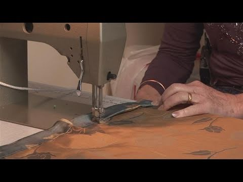 How To Make Simple Curtains