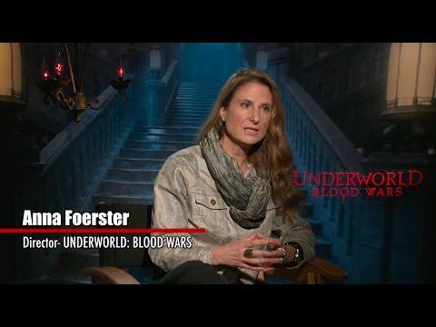 Underworld: Blood Wars | 2017 | Exclusive Interview With Anna Foerster